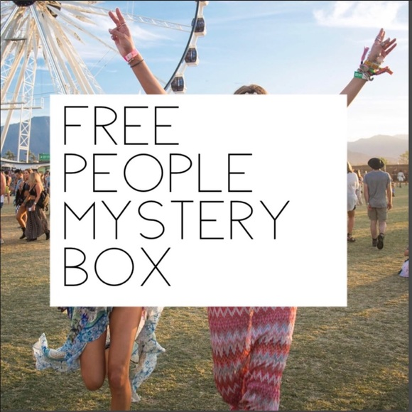 Free People Other - [Free People] HUGE mystery box